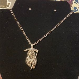 3/$30 Grim Reaper Necklace